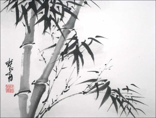 el arte de la pintura a tinta es uno de los caminos del zen japons como lo son la ceremonia del t la lucha de espadas