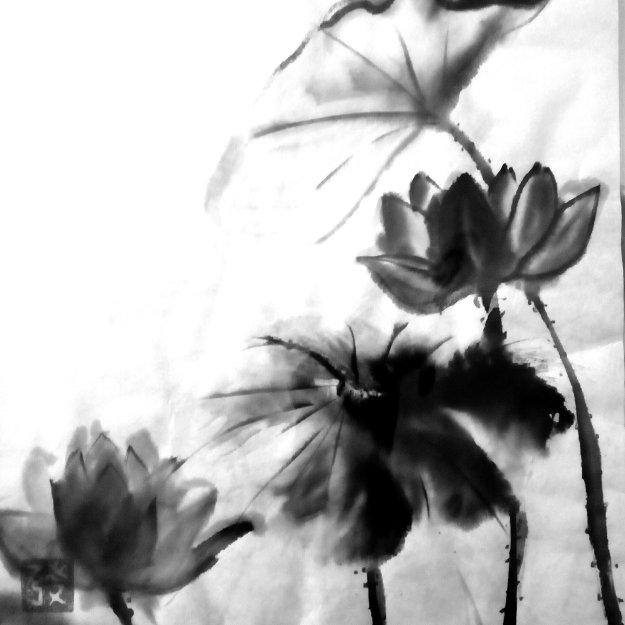 Flor de loto. Humildad
